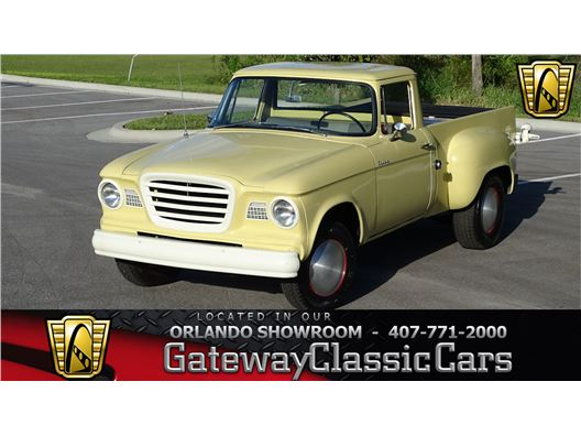 1960 Studebaker Champ for sale in Lake Mary, Florida 32746
