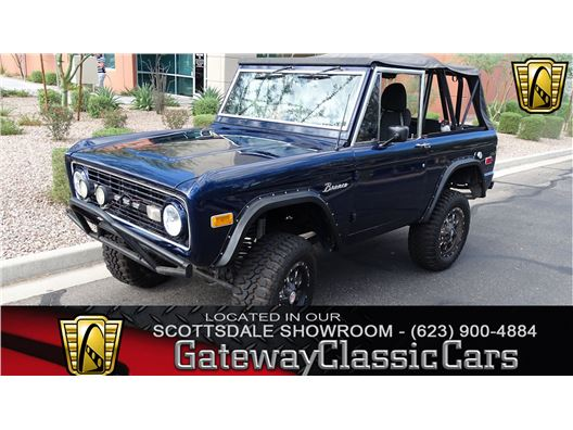 1975 Ford Bronco for sale in Deer Valley, Arizona 85027