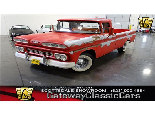 1960 Chevrolet C10 for sale in Deer Valley, Arizona 85027