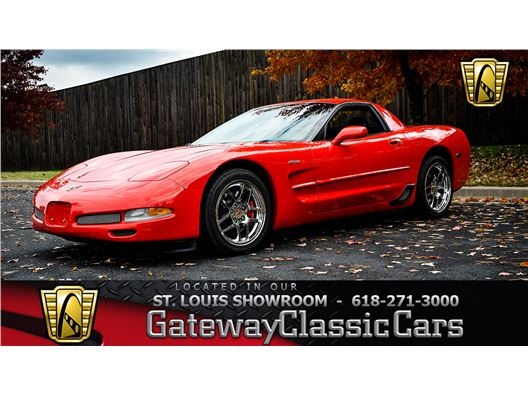2003 Chevrolet Corvette for sale in OFallon, Illinois 62269