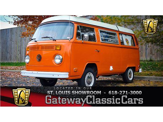 1973 Volkswagen Westfalia for sale in OFallon, Illinois 62269