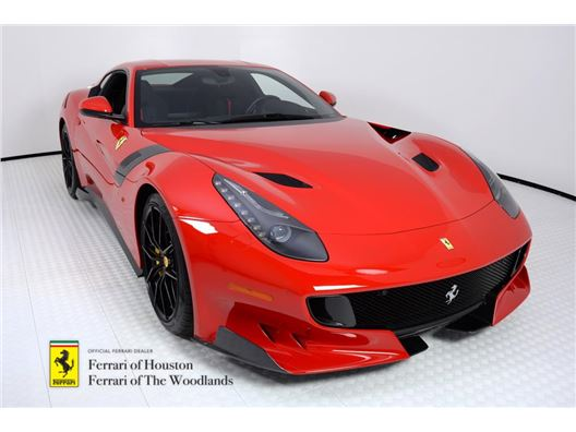 2016 Ferrari F12 TDF for sale in Houston, Texas 77057