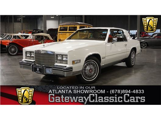 1983 Cadillac Eldorado for sale in Alpharetta, Georgia 30005