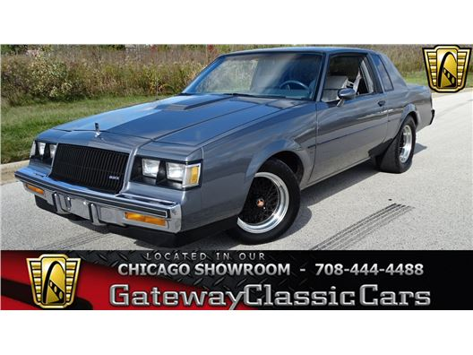 1987 Buick Regal for sale in Crete, Illinois 60417