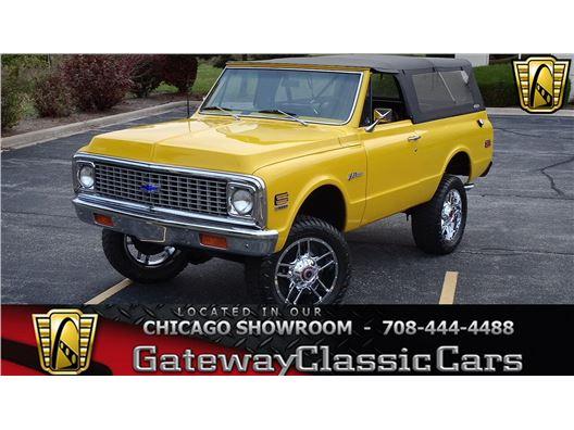 1971 Chevrolet K5 for sale in Crete, Illinois 60417