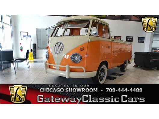 1960 Volkswagen T1 for sale in Crete, Illinois 60417