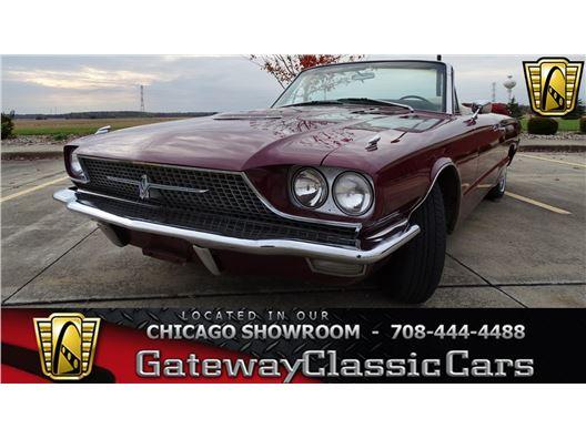 1966 Ford Thunderbird for sale in Crete, Illinois 60417