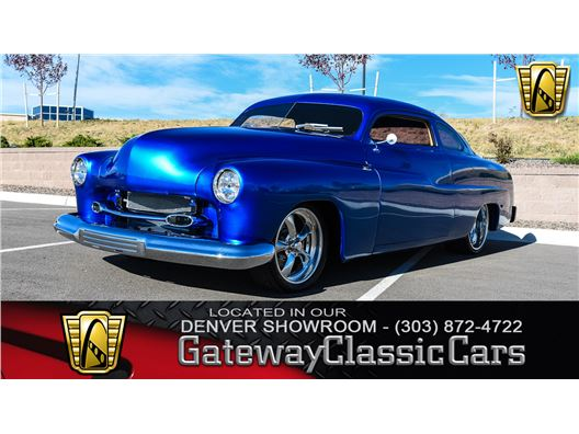 1951 Mercury Coupe for sale in Englewood, Colorado 80112