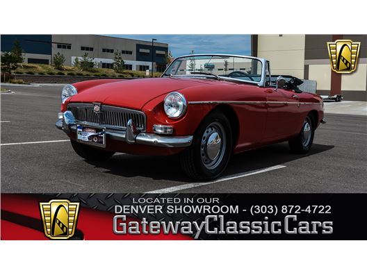 1964 MG MGB for sale in Englewood, Colorado 80112
