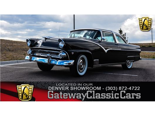 1955 Ford Crown Victoria for sale in Englewood, Colorado 80112