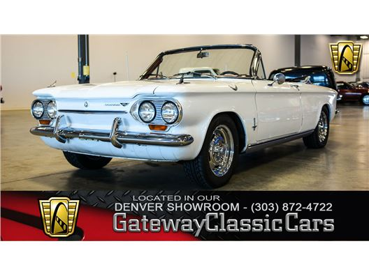 1963 Chevrolet Corvair for sale in Englewood, Colorado 80112