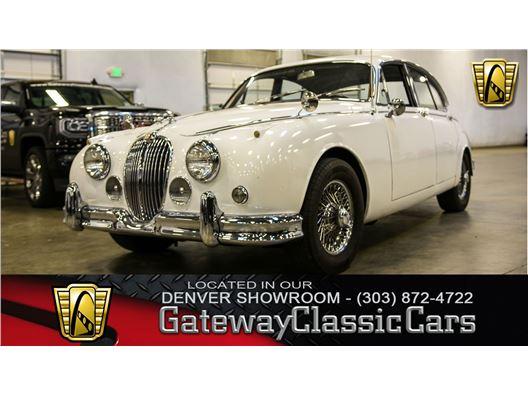 1963 Jaguar MK II for sale in Englewood, Colorado 80112