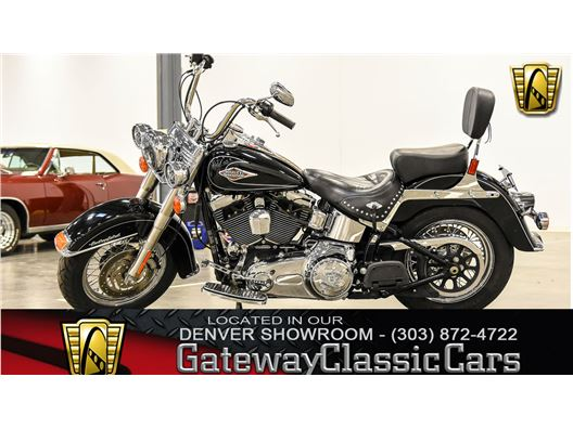 2010 Harley-Davidson FLSTC for sale in Englewood, Colorado 80112