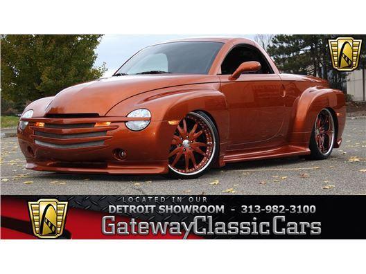 2003 Chevrolet SSR for sale in Dearborn, Michigan 48120