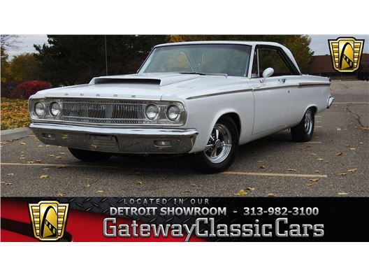 1965 Dodge Coronet for sale in Dearborn, Michigan 48120