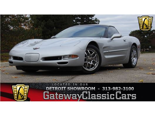 1997 Chevrolet Corvette for sale in Dearborn, Michigan 48120