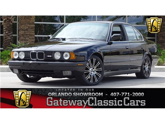 1991 BMW M5 for sale in Lake Mary, Florida 32746