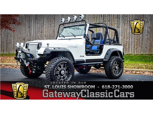 1993 Jeep Wrangler for sale in OFallon, Illinois 62269