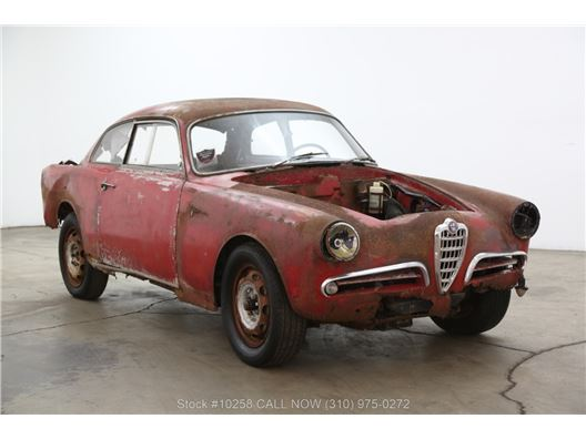 1957 Alfa Romeo Gulia Sprint Veloce for sale in Los Angeles, California 90063