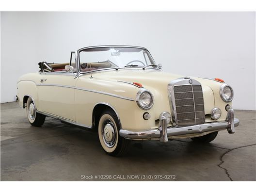 1958 Mercedes-Benz 220S for sale in Los Angeles, California 90063