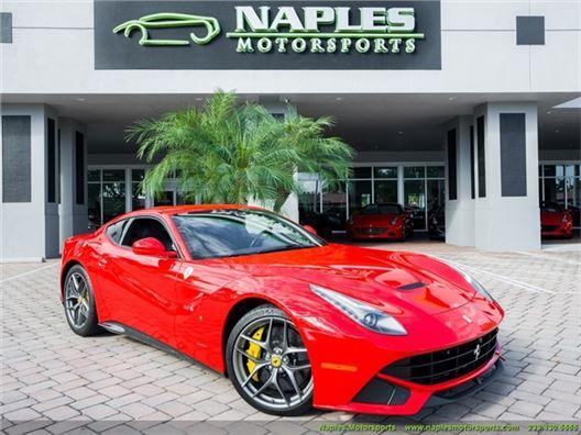 2015 Ferrari F12 Berlinetta for sale in Naples, Florida 34104
