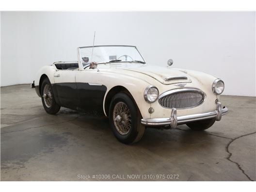 1962 Austin-Healey 3000 MKII for sale in Los Angeles, California 90063