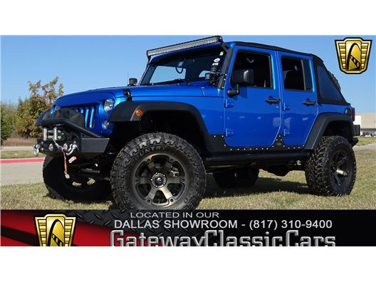 2015 Jeep Wrangler for sale in DFW Airport, Texas 76051