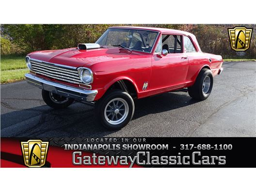1962 Chevrolet Nova for sale in Indianapolis, Indiana 46268