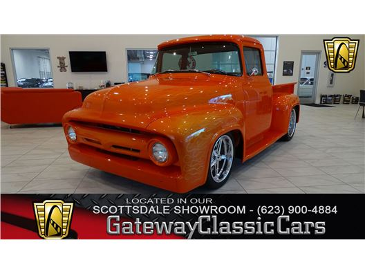 1956 Ford F100 for sale in Deer Valley, Arizona 85027