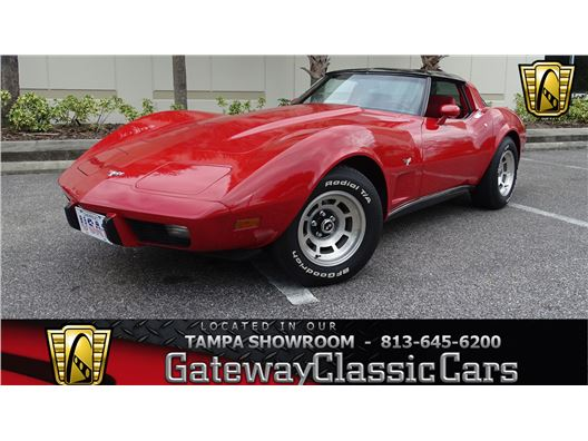1979 Chevrolet Corvette for sale in Ruskin, Florida 33570