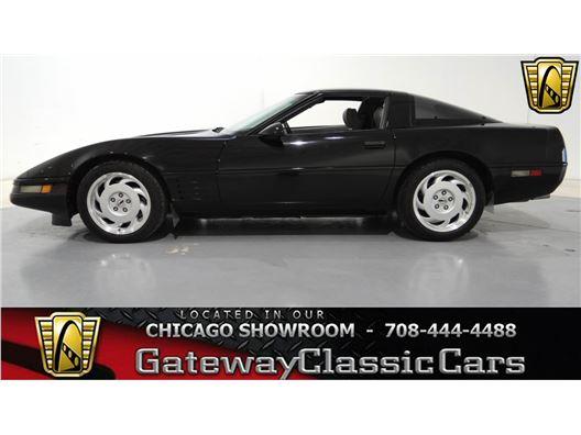 1992 Chevrolet Corvette for sale in Tinley Park, Illinois 60487