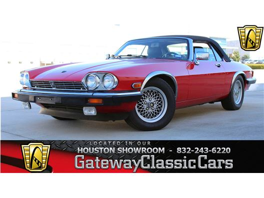 1990 Jaguar XJS for sale in Houston, Texas 77090