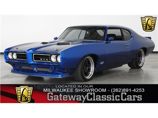 1969 Pontiac LeMans for sale in Kenosha, Wisconsin 53144