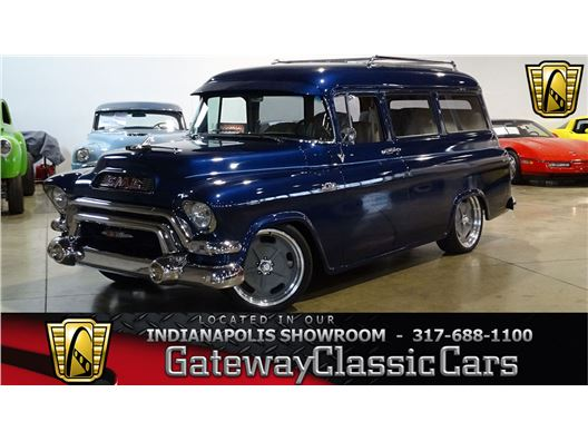 1955 GMC Suburban for sale in Indianapolis, Indiana 46268