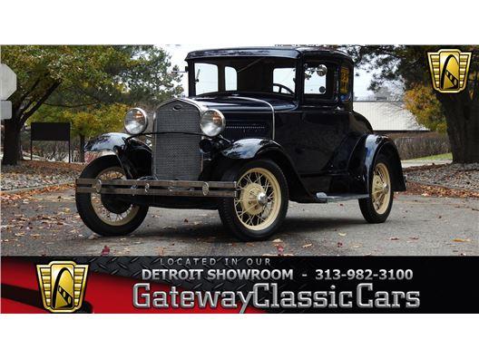 1931 Ford Model A for sale in Dearborn, Michigan 48120