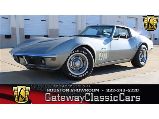 1969 Chevrolet Corvette for sale in Houston, Texas 77090