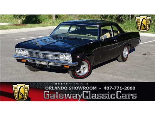 1966 Chevrolet Biscayne for sale in Lake Mary, Florida 32746
