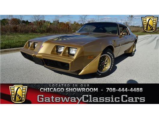 1979 Pontiac Trans Am for sale in Crete, Illinois 60417