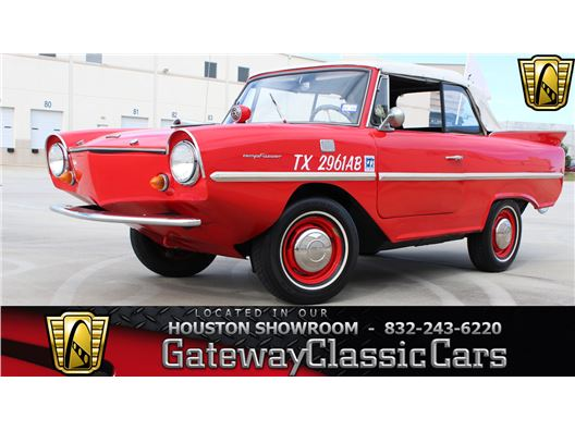 1964 Amphicar 770 for sale in Houston, Texas 77090