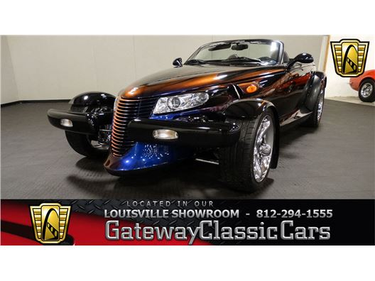 1999 Plymouth Prowler for sale in Memphis, Indiana 47143