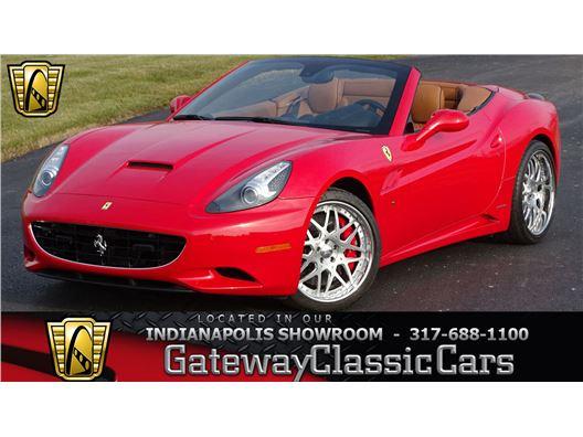 2010 Ferrari California for sale in Indianapolis, Indiana 46268