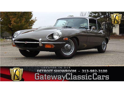 1969 Jaguar E Type for sale in Dearborn, Michigan 48120