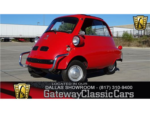1958 BMW Isetta for sale in DFW Airport, Texas 76051