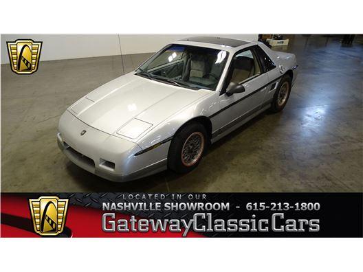 1985 Pontiac Fiero for sale in La Vergne