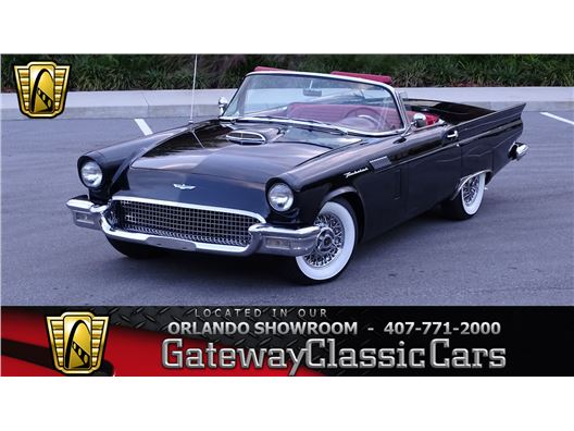 1957 Ford Thunderbird for sale in Lake Mary, Florida 32746