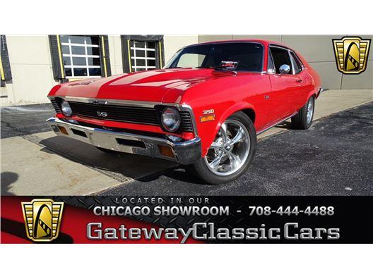 1972 Chevrolet Nova for sale in Crete, Illinois 60417