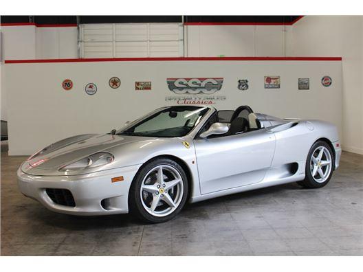 2000 Ferrari 360 Modena for sale in Fairfield, California 94534