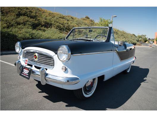 1960 Metropolitan (Nash-Hudson) Metropolitan for sale in Benicia, California 94510