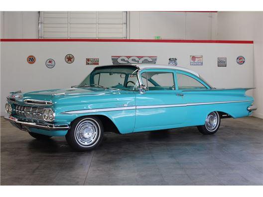 1959 Chevrolet Bel Air for sale in Fairfield, California 94534