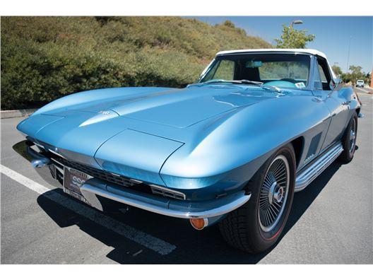 1967 Chevrolet Corvette for sale in Benicia, California 94510